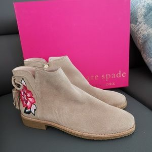 NIB AUTHENTIC KATE SPADE BOOTS